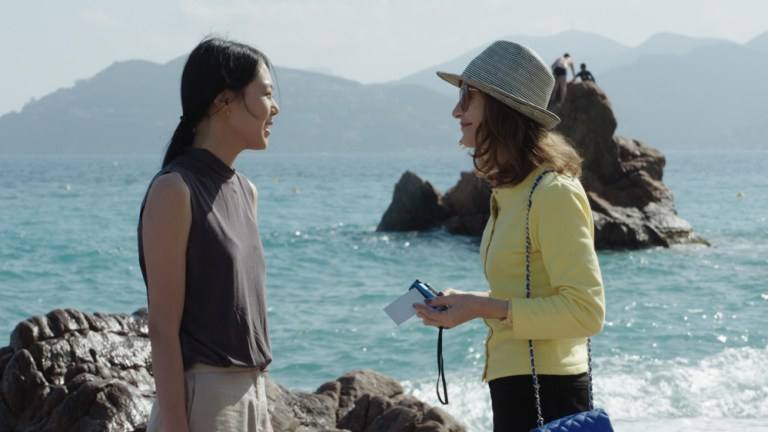 Films in London this week: CLAIRE'S CAMERA at Regent Street Cinema (23 JUL).