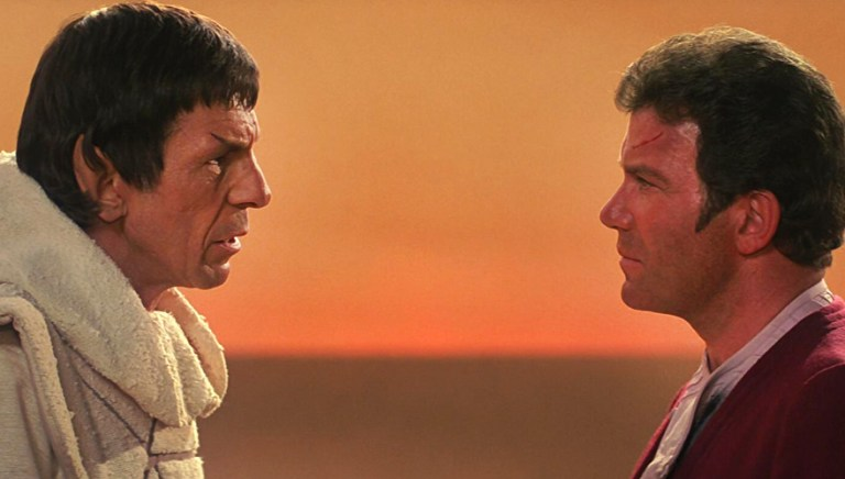 Films in London today: STAR TREK III THE SEARCH FOR SPOCK at The Prince Charles (07 JUL).