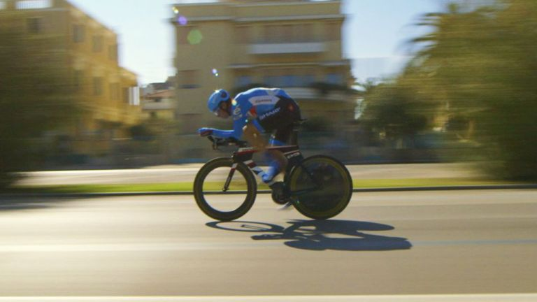 Radiant Circus Screen Guide - Films in London today: TIME TRIAL at DocHouse.