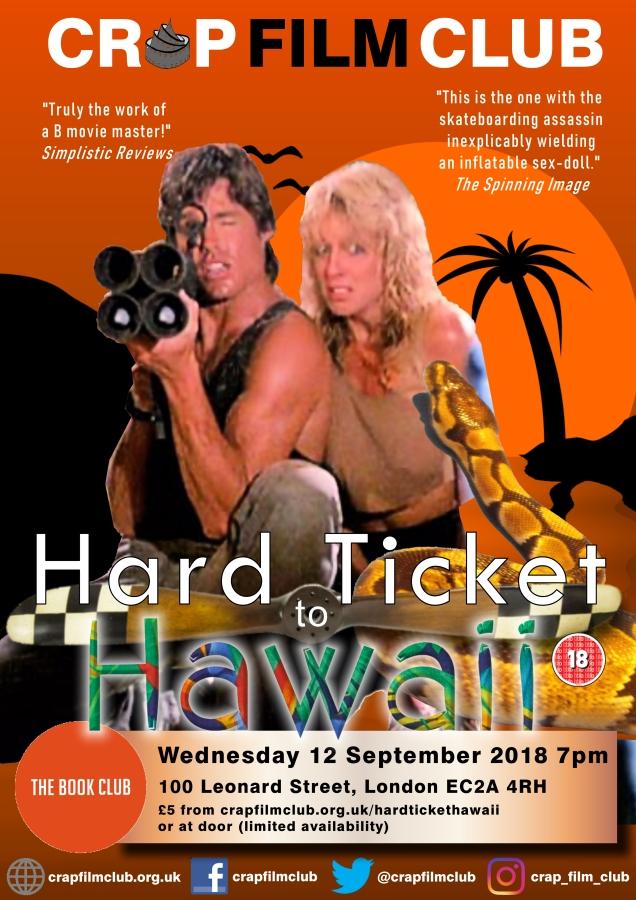 HARD TICKET TO HAWAII