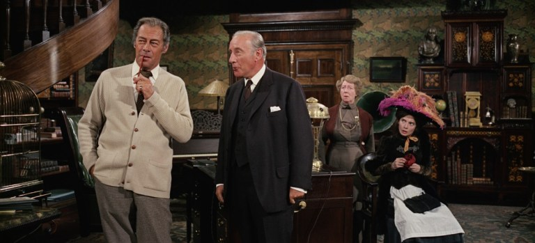Films in London today: MY FAIR LADY at St Barnabas Millennium Halls (29 AUG).