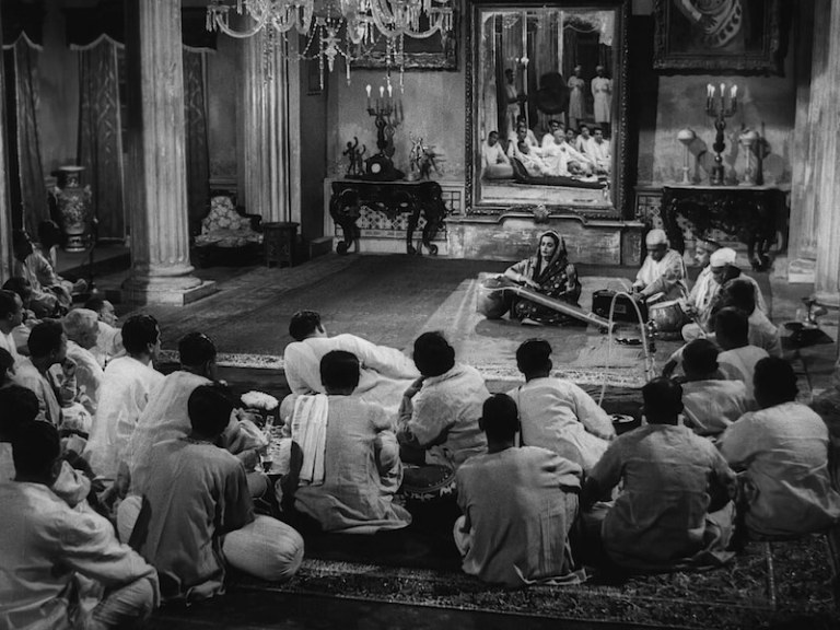 Films in London this week: THE MUSIC ROOM aka Jalsaghar at The Lord Palmerston (28 AUG).