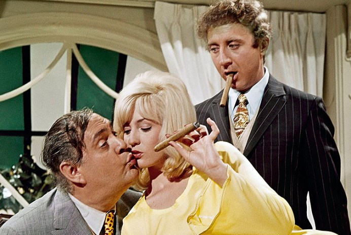 Films in London today: THE PRODUCERS at ArtHouse Crouch End (05 AUG).