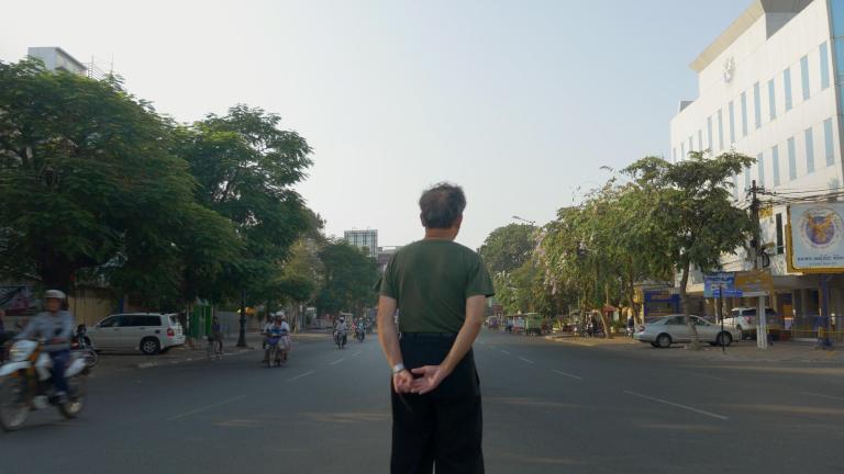 Open City Documentary Film Festival: ANGKAR, winner of the Emerging International Filmmaker Award 2018.
