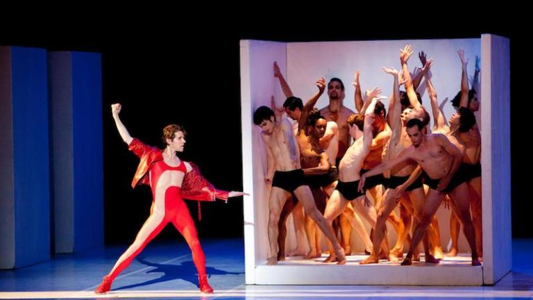 Films in London today: QUEEN AND BÉJART: BALLET FOR LIFE at Ciné Lumière (12 SEP).