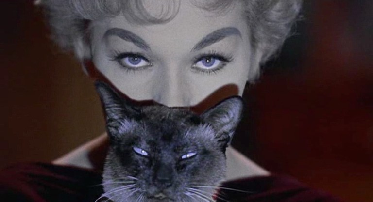 Films in London this HALLOWEEN: BELL, BOOK AND CANDLE at Regent Street Cinema (31 OCT).