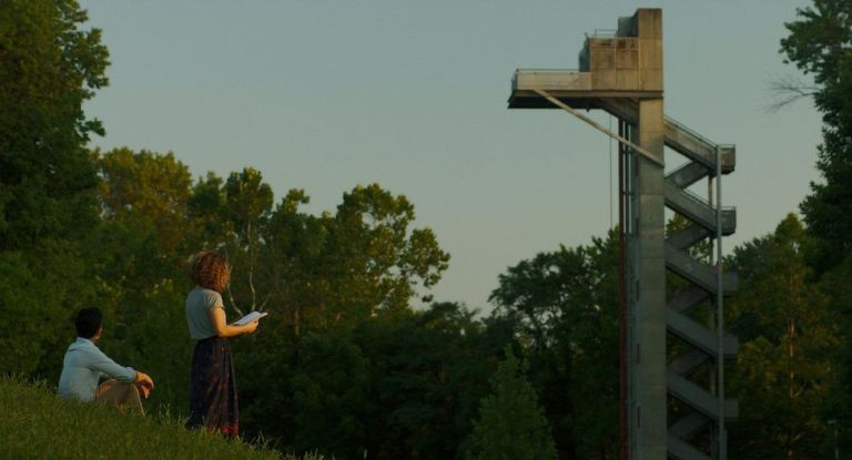 Films in London today: COLUMBUS at ArtHouse (05 to 11 OCT).