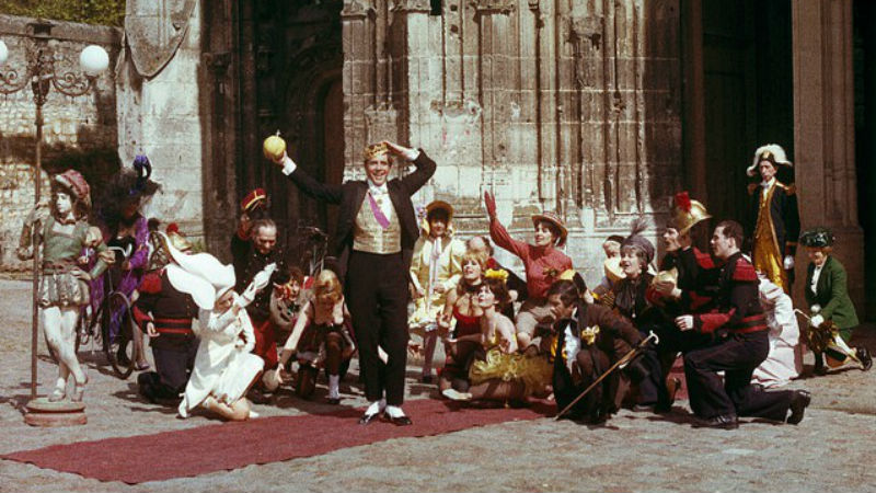 Films in London this month: KING OF HEARTS at Ealing Town Hall (17 NOV).
