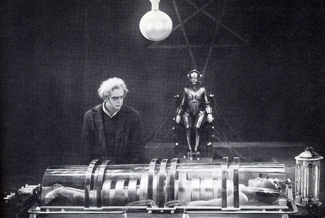 Films in London today: METROPOLIS at St Barnabas Church (31 OCT).