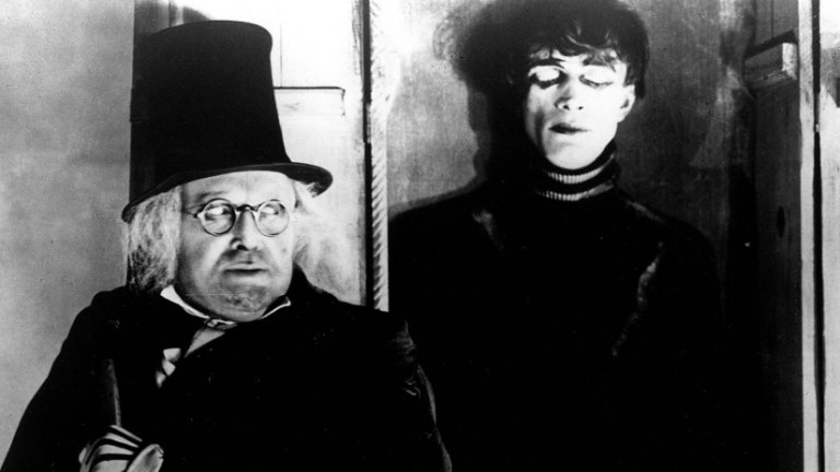 Films in London this HALLOWEEN: THE CABINET OF DR CALIGARI at LSO St Luke's (26 OCT).