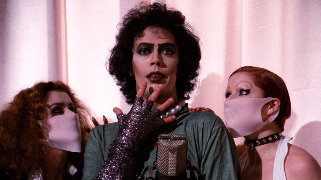 Films in London today: THE ROCKY HORROR PICTURE SHOW at Rio Cinema (20 OCT).