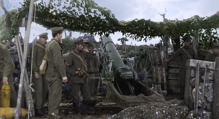 Films in London this week: THEY SHALL NOT GROW OLD at Stratford Picturehouse (16 OCT).