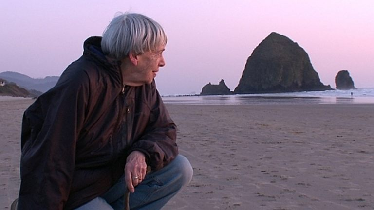 Films in London today: WORLDS OF URSULA K. LE GUIN at DocHouse (26 NOV).