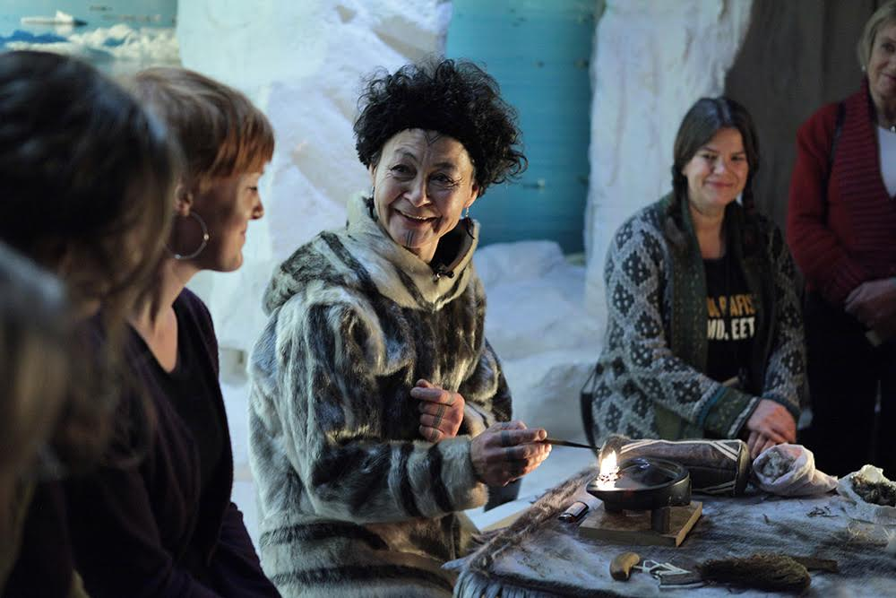 Films in London today: ANGRY INUK at National Maritime Museum (20 NOV).
