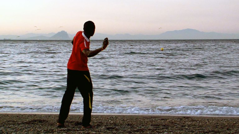 Films in London this week: CEUTA, PRISON BY THE SEA at Root25 (30 NOV).
