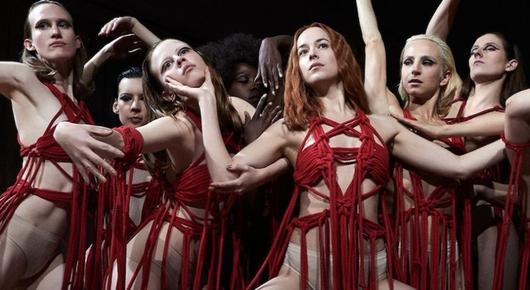Films in London today: SUSPIRIA at Rio Cinema (20 NOV).