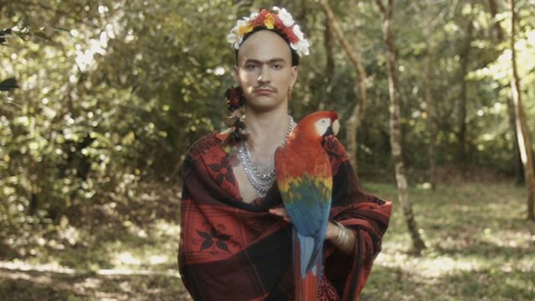 THE WHISPER OF THE JAGUAR at Fringe! Queer Film & Arts Festival (13 to 18 NOV).