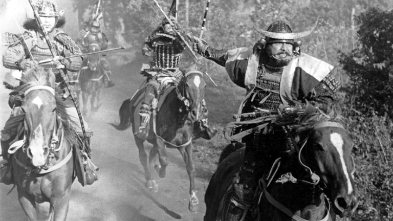 Films in London today: THRONE OF BLOOD at BFI (07 NOV).