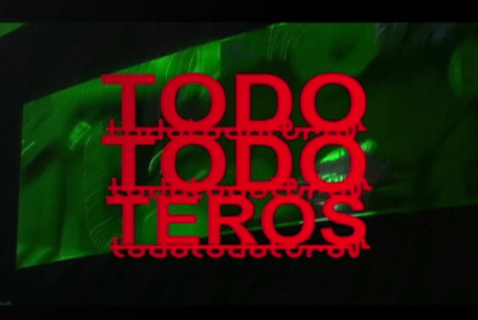 Filikino presents: TODO TODO TEROS at Genesis Cinema (05 DEC).