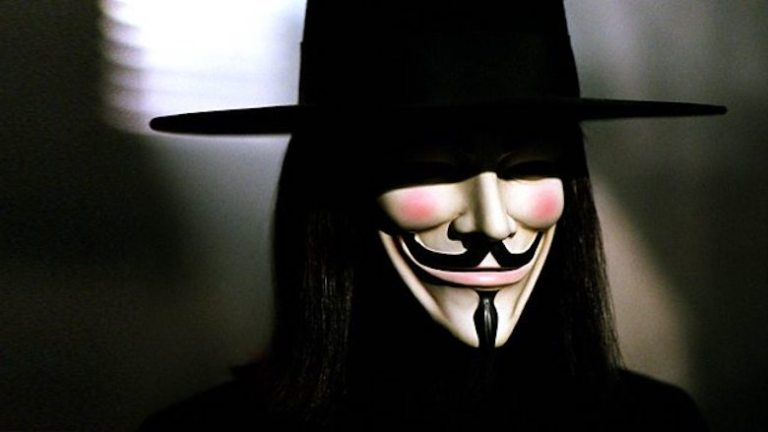 Films in London today: V FOR VENDETTA at Genesis & The Prince Charles (05 NOV).