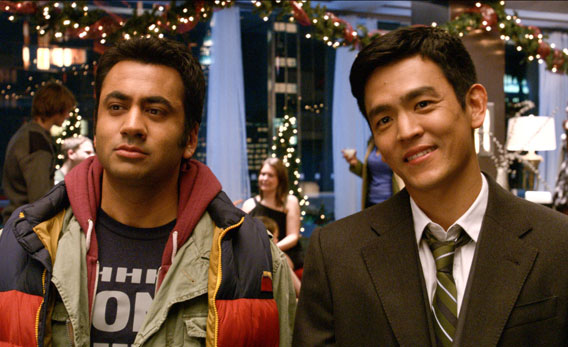 Radiant Circus Screen Guide - Films in London this month: A VERY HAROLD & KUMAR CHRISTMAS at Deptford Cinema (13 DEC).