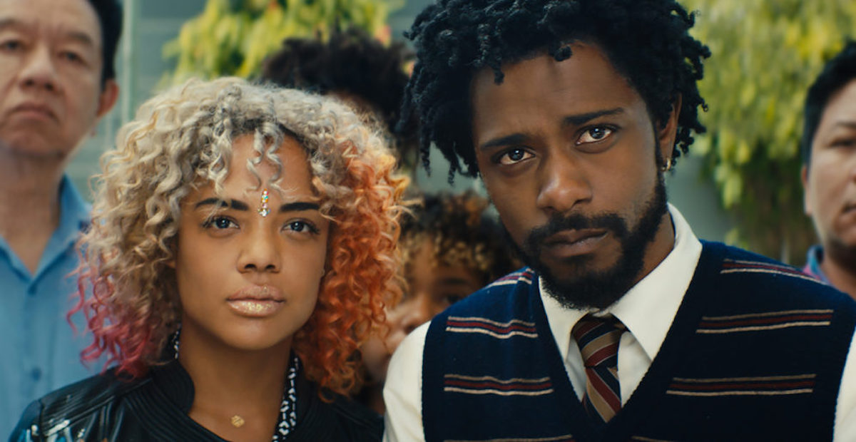Films in London today: SORRY TO BOTHER YOU at Rio Cinema (13 DEC).
