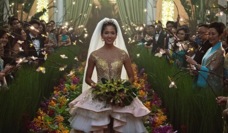 Films in London this week: CRAZY RICH ASIANS at Amnesty International (29 JAN).