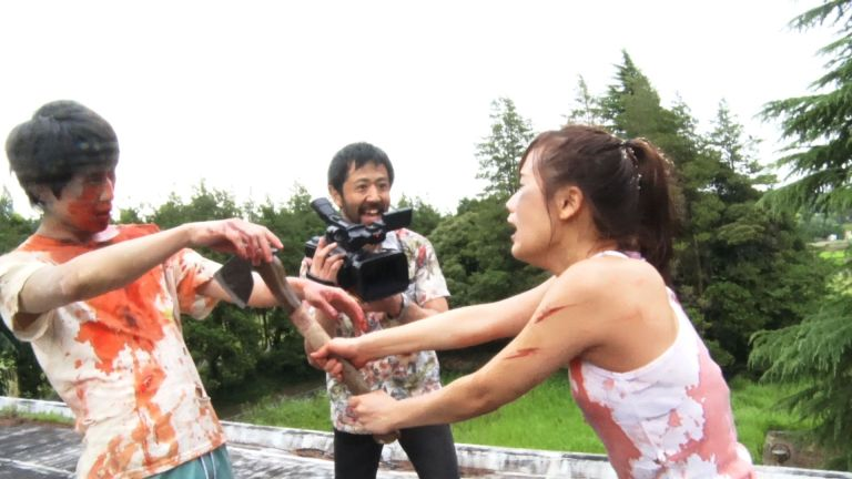 Films in London today: ONE CUT OF THE DEAD at The Prince Charles (08 JAN).