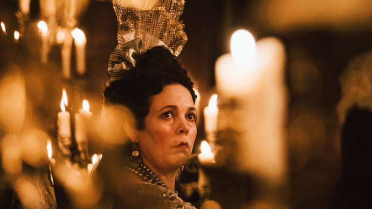 Films in London today: THE FAVOURITE at ArtHouse Crouch End (04 to 10 JAN).