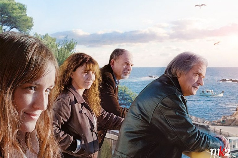Films in London today: THE HOUSE BY THE SEA at Ciné Lumière (14 JAN).