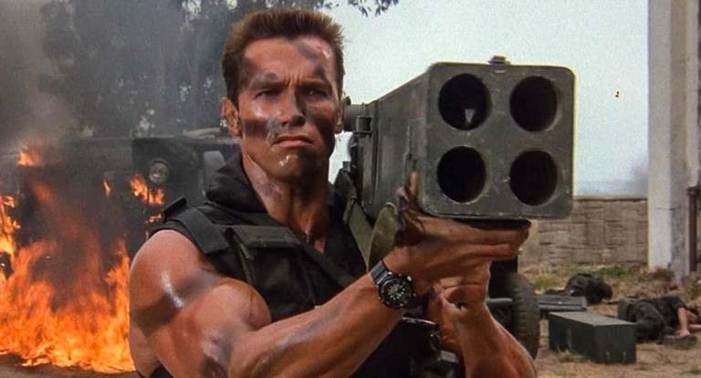 Radiant Circus Screen Guide - Films in London this month: COMMANDO at The Prince Charles (30 MAR).