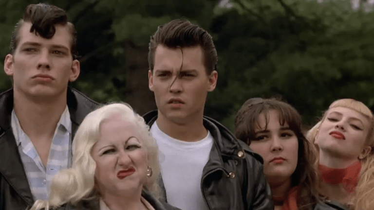 NOW BOOKING: CRY BABY, part of JOHN WATERS at The Prince Charles.