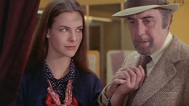 Films in London today: THAT OBSCURE OBJECT OF DESIRE, part of LUIS BUÑUEL at Close-Up (27 FEB).