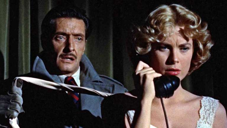 Films in London today: DIAL M FOR MURDER at The Castle Museum (28 MAR).
