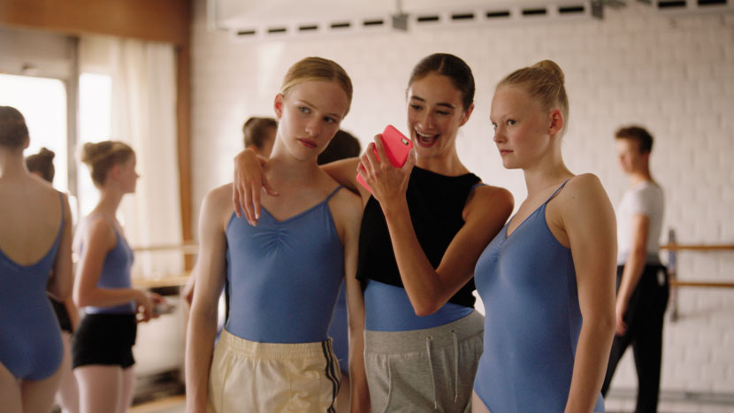 Radiant Circus Screen Guide - Films in London today: GIRL at ICA (15 to 21 MAR).