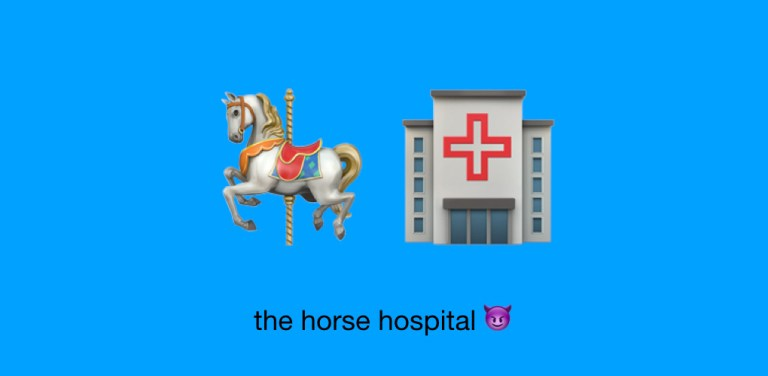 Discover more #LDNindieFILM with Radiant Circus, London's alternative guide to independent cinema: 9 - the horse hospital.