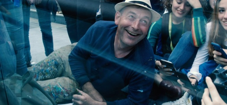 Films in London today: THE CHEWING GUM MAN: A PORTRAIT OF THE ARTIST BEN WILSON at ArtHouse Crouch End (14 APR).