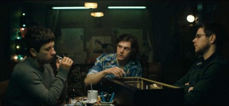 Films in London today: AMERICAN ANIMALS at Herne Hill Free Film Festival (11 MAY).