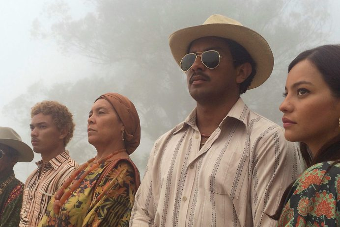 Films in London today: BIRDS OF PASSAGE at Genesis Cinema (16 MAY).