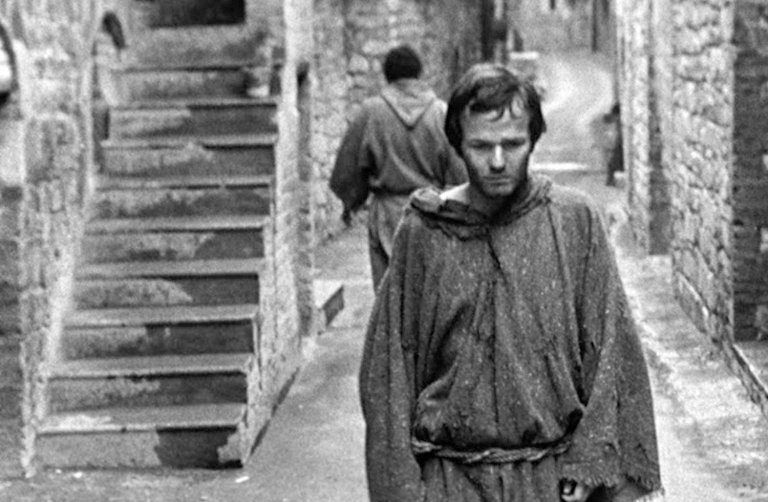 Films in London this week: FRANCIS OF ASSISI, part of LILIANA CAVANI: 1966-1970 at Deptford Cinema (13 MAY).