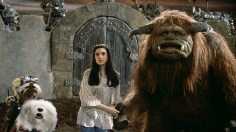 Films in London today: LABYRINTH at Curzon Mayfair (09 MAY).