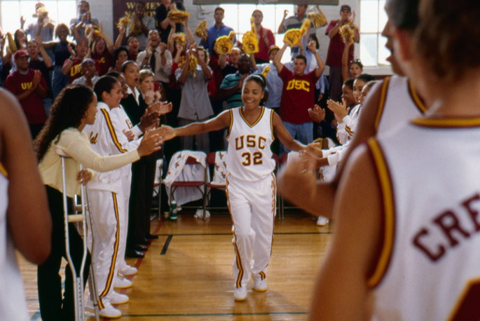 Films in London today: LOVE & BASKETBALL, part of 20TH BIRTHDAY at Genesis Cinema (05 MAY).