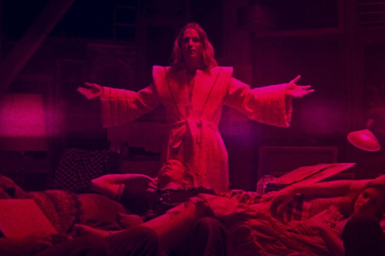 Films in London today: MANDY at Andaz Liverpool Street, part of TEMPLE CINEMA (30 MAY).