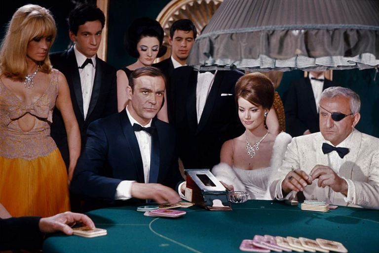 Films in London today: THUNDERBALL, part of JAMES BOND SUNDAYS at Regent Street Cinema (12 MAY).