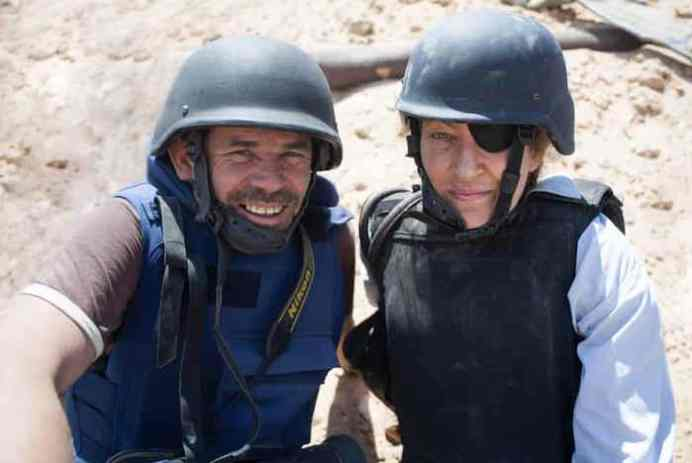 Films in London today: UNDER THE WIRE at Regent Street Cinema (05 JUN).