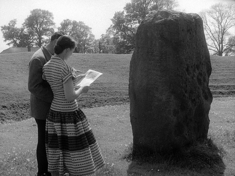 Midnight Excess: Summer Solstice Double Bill - Standing Stones - Discovering Britain With John Betjeman (1955).