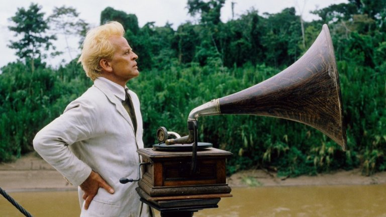 Films in London today: FITZCARRALDO, part of CINEMATIC OBSESSIONS at Deptford Cinema (18 JUN).
