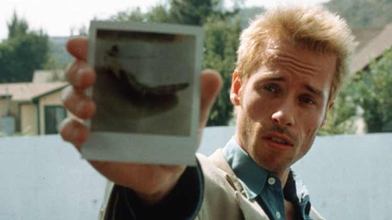 CINEMATIC OBSESSIONS: MEMENTO at Deptford Cinema (08 JUL).