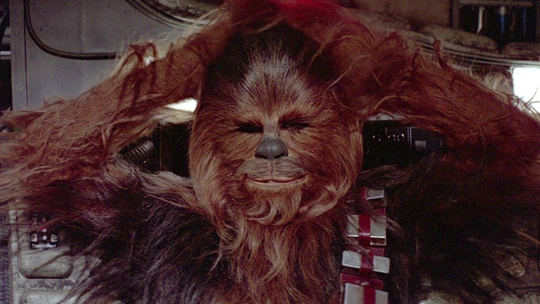 Films in London today: STAR WARS in memory of Peter Mayhew at The Lord Palmerston (10 JUN).