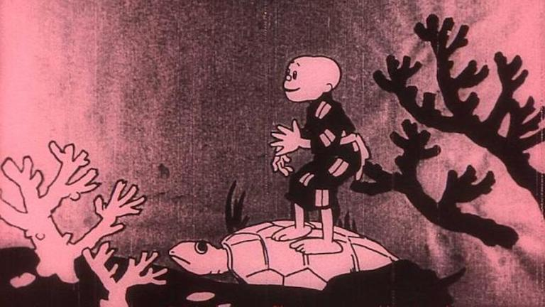SCREEN DIARY: Early Japanese Animation at Barbican (09 JUN 2019)
